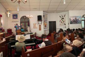 Rev David Orgen Induction Service34